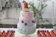 Yorkshire cake