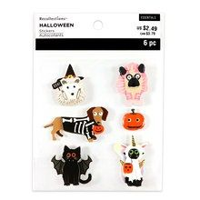 Pets in Costumes Stickers By Recollections™