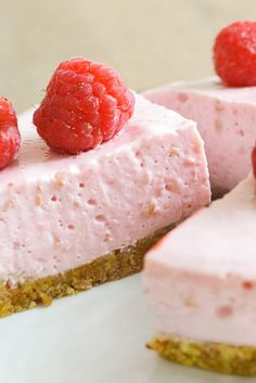 Discover best 3 healthy cake recipes that make your good healthy, low-calorie but still delicious. Healthy Cake Recipes, Sweet Recipes, Sugar Free Cheesecake, Good Food, Yummy Food, Sweet Pie, Agar, Easy Snacks, Mousse