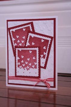Falling Love by jromom1 - Cards and Paper Crafts at Splitcoaststampers