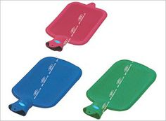 Hot Water Bottles: GPC Medical Ltd. - Exporters and manufacturers of Hot water bottles, rubber hot water bottle, deluxe hot water bottles from India.