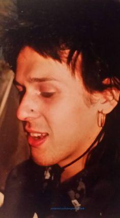 Andy McCoy Glam Rock Bands, Hanoi Rocks, Cosmic, Paper Texture