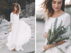 Light Lace Bridal Fashion Campaign Shoot Wild Free