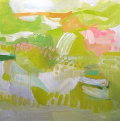 Sally King Benedict is an abstract artist whose work has quickly caught the eye of critics and collectors alike.