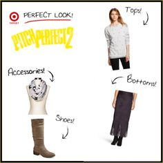 Check out this Perfect Look from Target! Create your own and enter for the chance to win a trip to Hollywood and MORE! Ends Sweepstakes 2015, Win A Trip, Target, Hollywood, Create, Check, Tops, Fashion, Moda