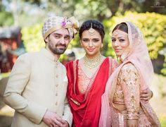 Bright & Cheerful Wedding in Delhi For Actress Roshni Chopra's Sister ! | WedMeGood - Best Indian Wedding Blog for Planning & Ideas.
