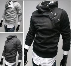 ropa cool Hey, I found this really awesome Etsy listing at http://www.etsy.com/es/listing/160261851/men-collar-jacket
