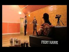 Dustin tries to impress Seb the director at an audition for the Fiery Hawk drinks commercial. As seen on Comic Relief's 'Horne and Corden Get Their Clips Out'.