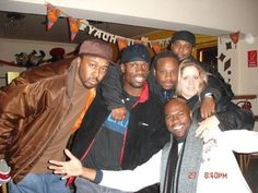 having fun with the fam at the bowling alley 2003 Naturally7