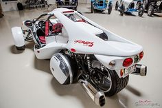 Jay Leno's Garage - 2013 Campagna Motors T-REX Photo Gallery | Campagna