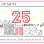 25 under $5 handmade gifts - love them!