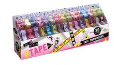 Afbeelding van Only for Girls Tape 30 rolletjes decoratieve plakband from DreamLand