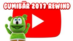 2017 Rewind with Gummibär: Top Moments! - http://www.thegummybear.com/2017/12/29/2017-rewind-with-gummibar-top-moments/ - 10 year anniversaryt, 2017 rewind, 360 video, do you promise, do you promise app, gummibar 2017 rewind, gummibar and friends speed racing, ten year anniversary, tenth anniversary, the gummy bear song, tiny lab kids, virtual reality