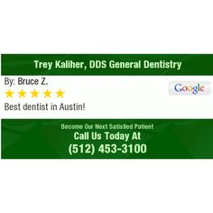 Best dentist in Austin!