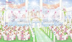 Heaven's story through the pictures > A World of Eternal Happiness Jesus Our Savior, Jesus Christ, Nova Jerusalem, Heaven Is Real, Heaven Pictures, Science Words, Bride Of Christ, New Earth, Beautiful World