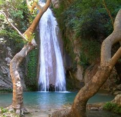 Neda River - Messinia - Greece