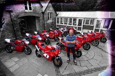 Ducati Superbike collection..... 888 SP2,3,4,5 996 SPS Foggy Rep 996R 998R 999R 1098R Desmosidici (Visordown article)