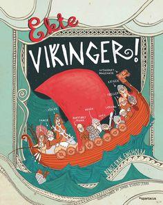 Ekte vikinger Vikings, Spartacus, Samar, Books To Buy, Stuff To Buy, Historia, Culture, Pictures, The Vikings