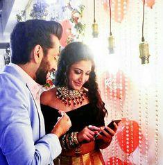 Bollywood Actors, Bollywood Fashion, Bollywood Style, Romantic Love Quotes, Romantic Couples, Tv Actors, Actors & Actresses, Nakul Mehta, Dil Bole Oberoi