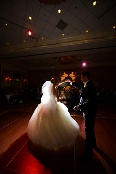 A couple's first dance is a moment they'll cherish forever at Disney's Grand Floridian Resort.