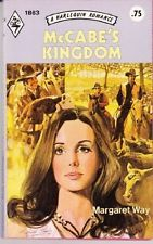 USED (GD) McCabe's Kingdom by Margaret Way