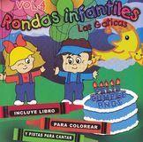 Rondas Infantiles, Vol. 4 [Musical Productions] [CD]
