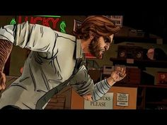 The Wolf Among Us - Retail Trailer