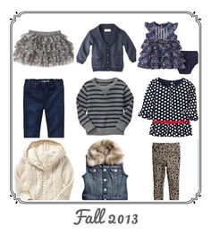 What to wear for fall family shoots fall children fall kids fashion