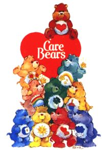 so many care bears