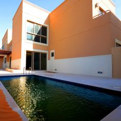 Having your own pool at your home is great. Find out more about this property on http://go2emirates.ae #uae #abudhabi #dubai #property #realestate #propertyforsale #propertyforrent