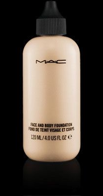 MAC, face and body foundation, C1, perfect for a light skinned redhead!
