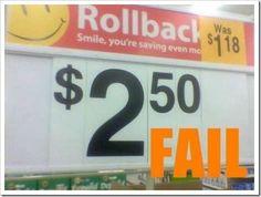 rollback fail