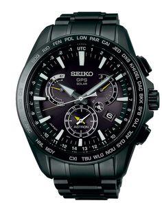 Het Seiko 8X53 kaliber is het prestigieuze analoge GPS Solar Dual Time kaliber. Dit horloge kan met een eenvoudige druk op de knop overal ter wereld zich instellen op de juiste tijdzone en hiermee de juiste lokale tijd weergeven. Op de wijzerplaat geeft de GPS-signaal indicator aan of het horloge verbinding maakt met het wereldwijde GPS netwerk. #gpssolarwatch #astron https://www.timefortrends.nl/horloges/seiko.html#cat=399&isAjax=1
