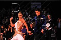 Sasha and Peter Perzhu pro smooth ohio star ball 2013