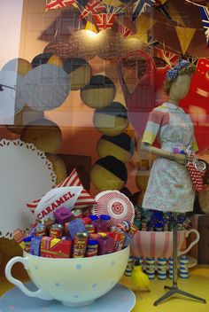 @Selfridges.com Jubilee display.