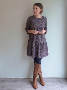 Robe Viviane - République du Chiffon - Auguste & Septembre