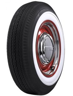 VINTAGE BIAS PLY 02 WHITEWALL VINTAGE TIRE by FIRESTONE VINTAGE TIRES Antique Tire Size 560-13 - Performance Plus Tire Classic White, Classic Cars, Cheap Wheels, Classic Car Garage, Tires For Sale, Tire Size, Motorcycle Tires, Performance Tyres, All Season Tyres