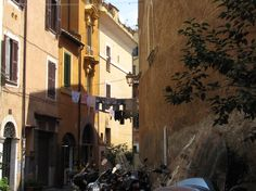 Discover where to get sensational food in Rome's charming, medieval Trastevere district.