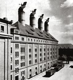 1914: Schultheiss Brauerei AG - Malzfabrik Berlin