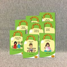 Easy-for-Me™ Children's Readers Set A