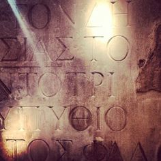Alpha restaurant #sydney #city #greekwriting #wall #alpha #restaurant #greek #food @Costa Arvanitopoulos