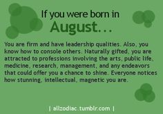 Oh yes...I am sooooooo stunning, intellectual and magnetic.  LOL