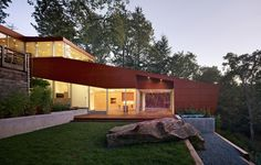 Hillside House by FA Field Architecture