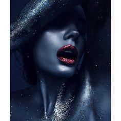 5D diy diamond painting sex dark skin Woman,full square diamond embroidery red lip cross stitch needlework mosaic decor
