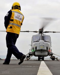 Wildcat Helicopter Trials Onboard RFA Argus by Defence Images, via Flickr