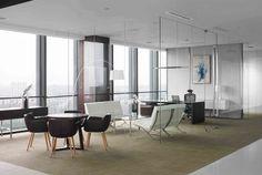 Asia Financial Center Premium Business Lounge - Shanghai - Office Snapshots
