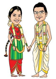 Cartoons Creative Wedding Ideas, Creative Ideas, Wedding Album Cover, Indian Wedding Planning, Background Images Hd, Album Cover Design, Wedding Planning Checklist, Happy Anniversary, Every Girl