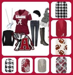 Roll tide!! Get game day ready with Jamberry nail wraps! No chipping, no dry time, won't damage your nails, lasts up to 2 weeks on fingernails and 4-6 weeks on toenails! $15/ sheet and 1 sheet gives you 2 manis and 2 pedis with left over for accent nails!