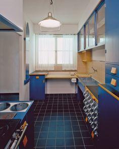 MAK Vienna: Margarete Schütte-Lihotzky's compact design for the Frankfurt Kitchen