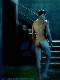 The Eric Northman Collection #4 Eric's Butt - Season 2. Best opening scene ever.